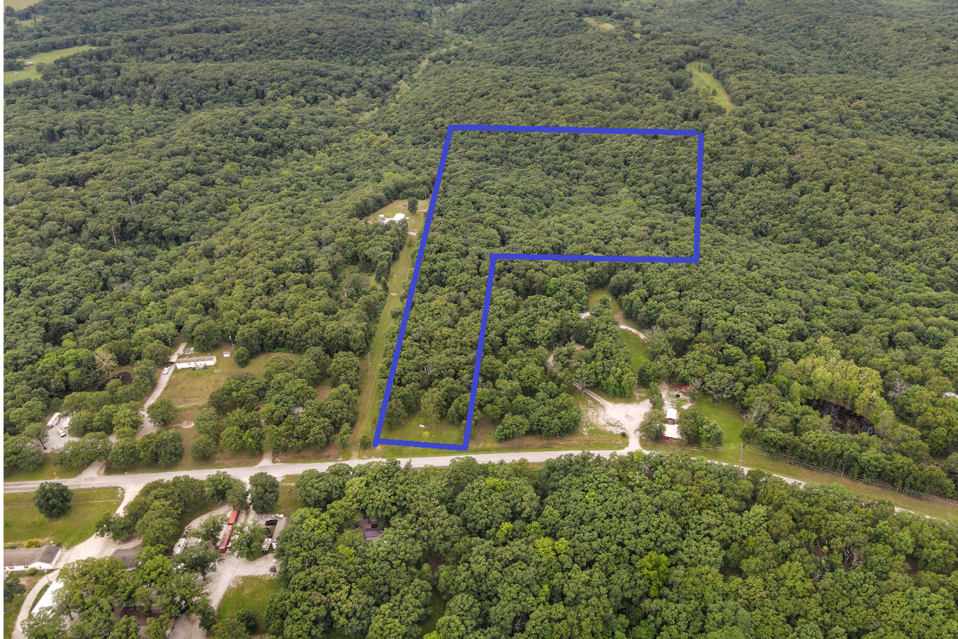 Land for Sale St. Clair County MO