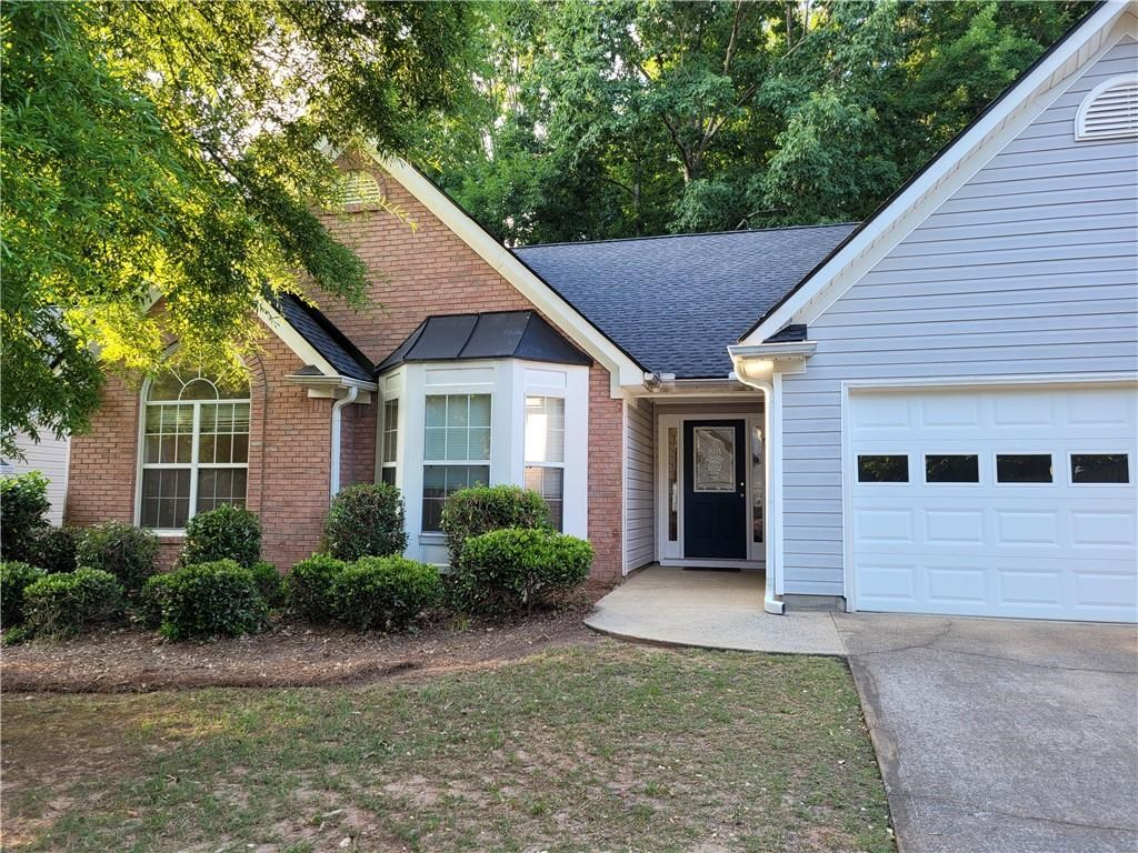 Ranch home in Kennesaw, Georgia