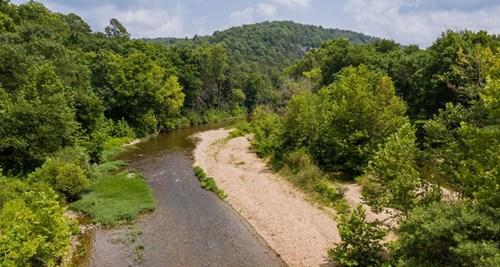 RIVER FRONT  PROPERTY FOR SALE IN NORTHWEST ARKANSAS