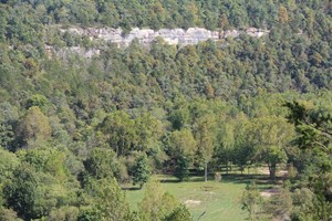RIVER FRONT SECLUDED  PROPERTY FOR SALE IN ARKANSAS