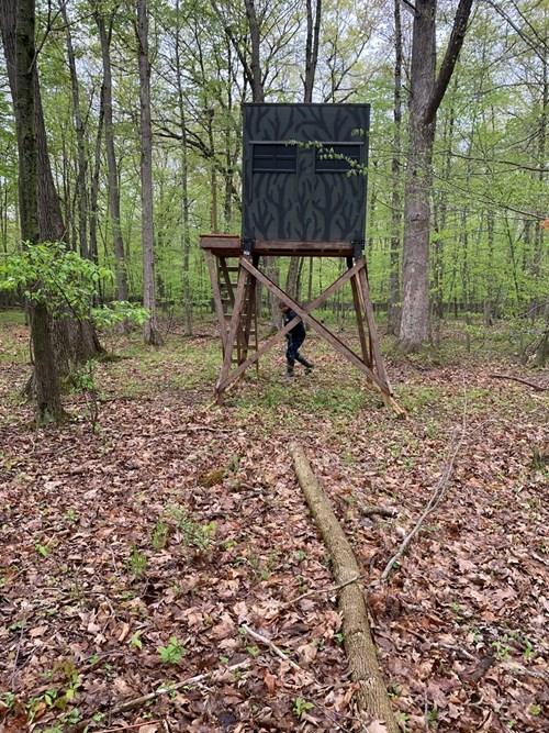 Hunting Property - Whitetail Sanctuary