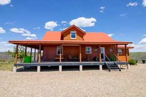 HORSE RANCH WITH LAND & HOME FOR SALE IN DOLORES COUNTY, CO