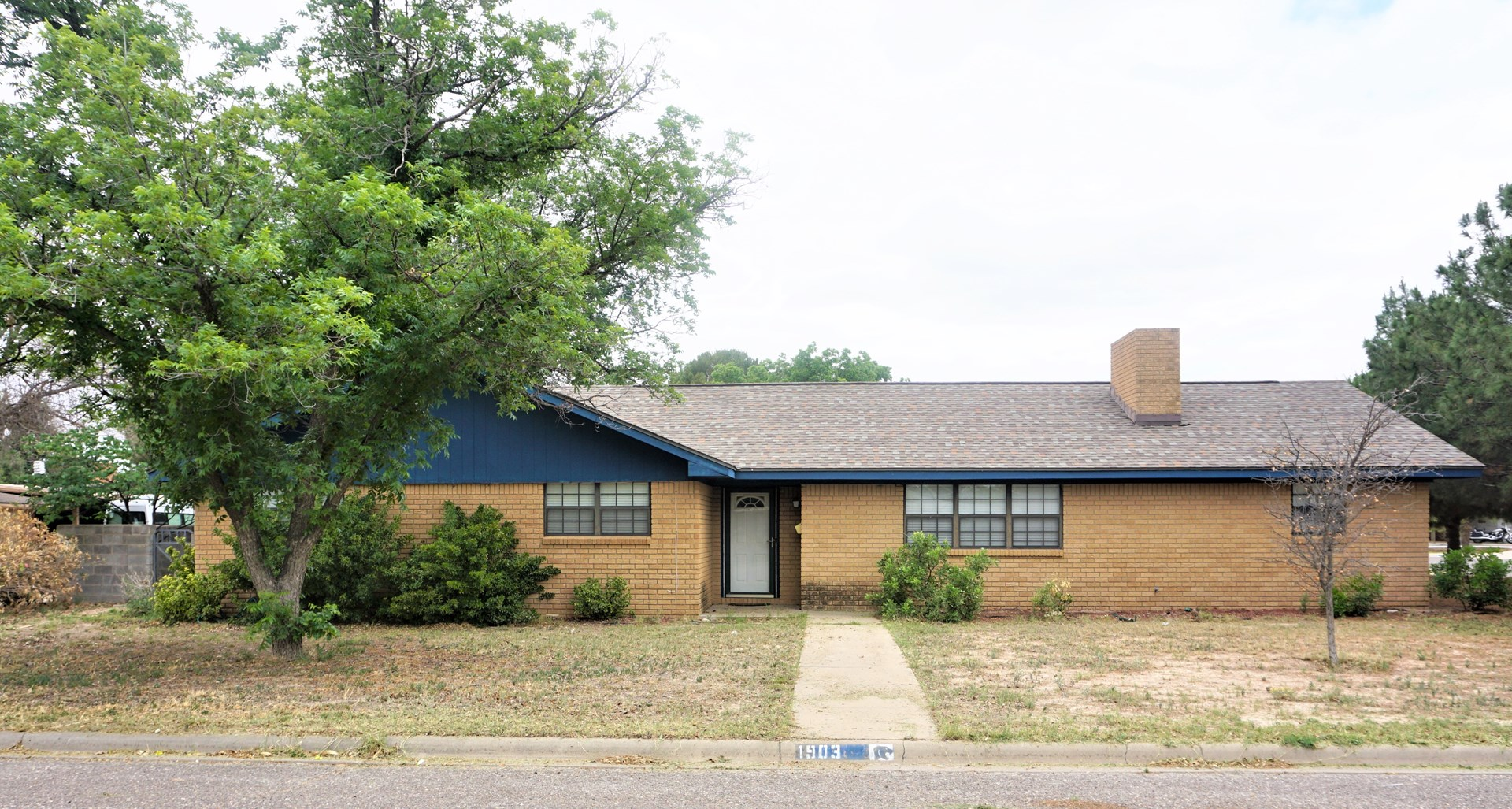 Fort Stockton House For Sale 1903 W Callaghan St Pecos Co