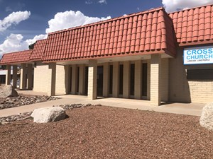 COMMERICAL BUILDING IN SOUTHERN NEW MEXICO