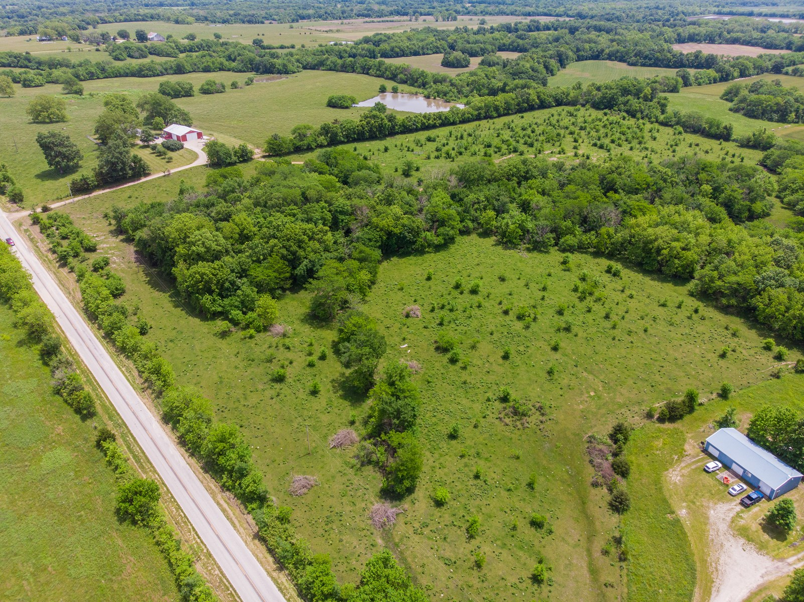 Acreage in Cass County, MO For Sale
