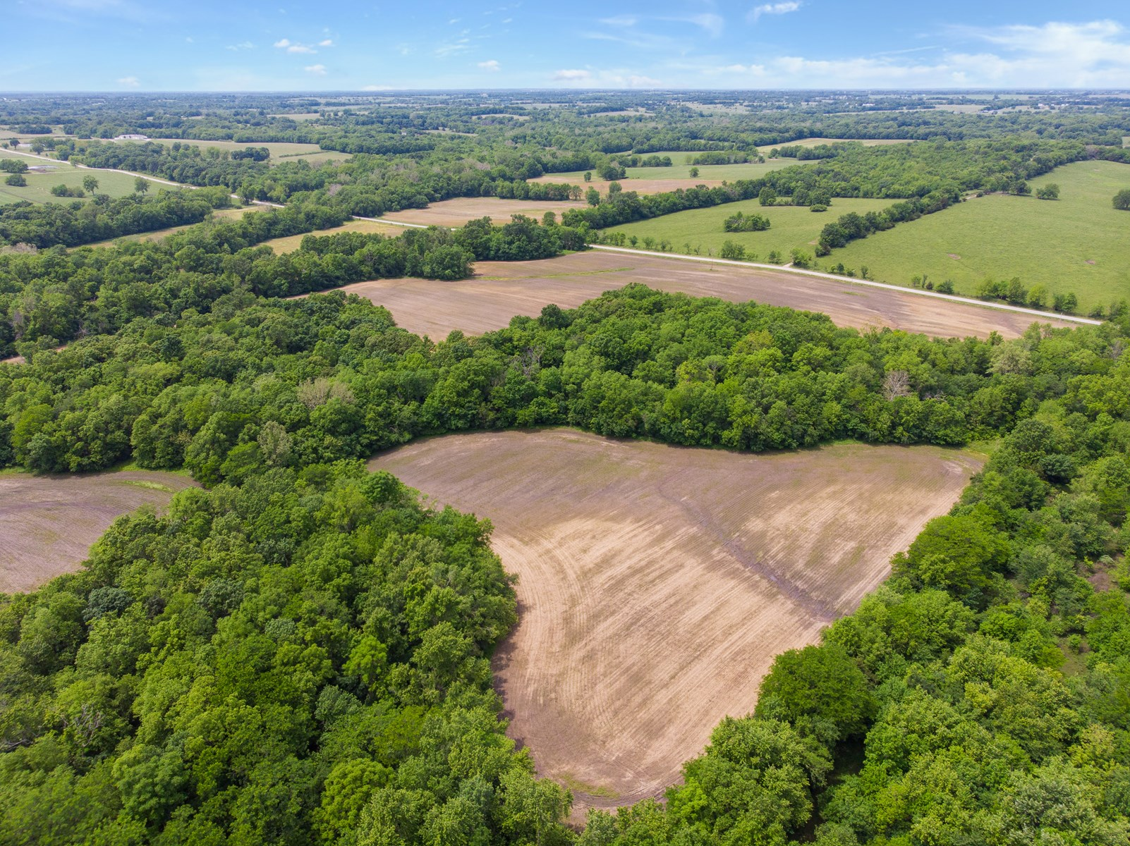 Crop and Timber Land for Sale in MO