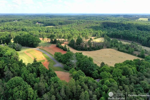 Quiet Secluded Farm for Sale in Davie County NC