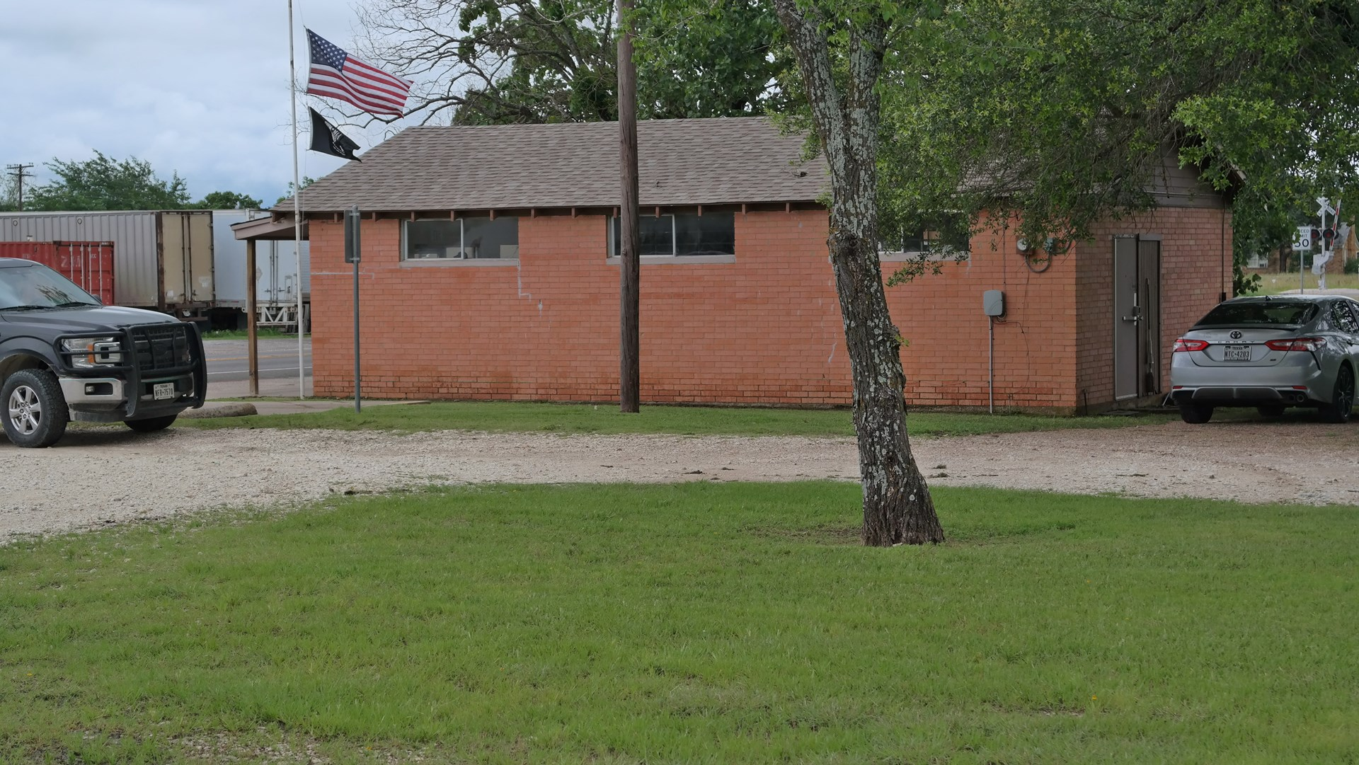 Corner Lot for Sale in Donie, Texas