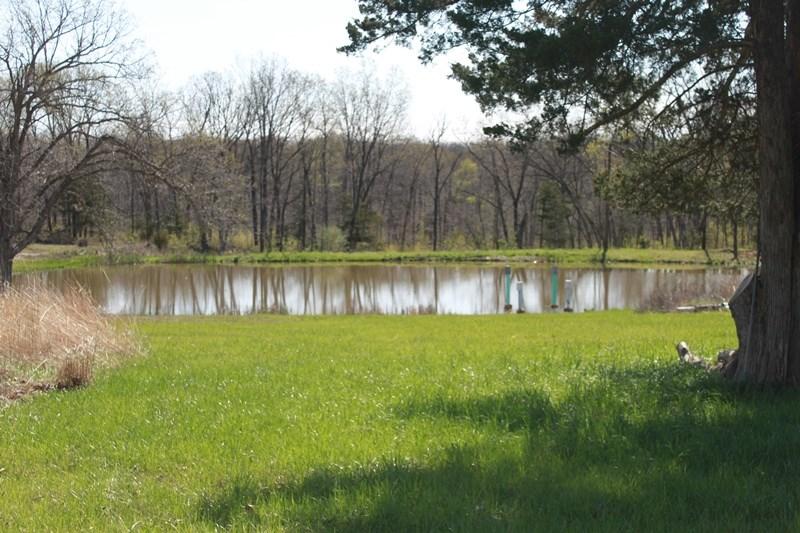 40 ac hunting tract in Callaway County Missouri