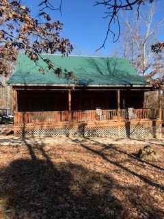 Secluded three bedroom two bath home on 116 acres of land.