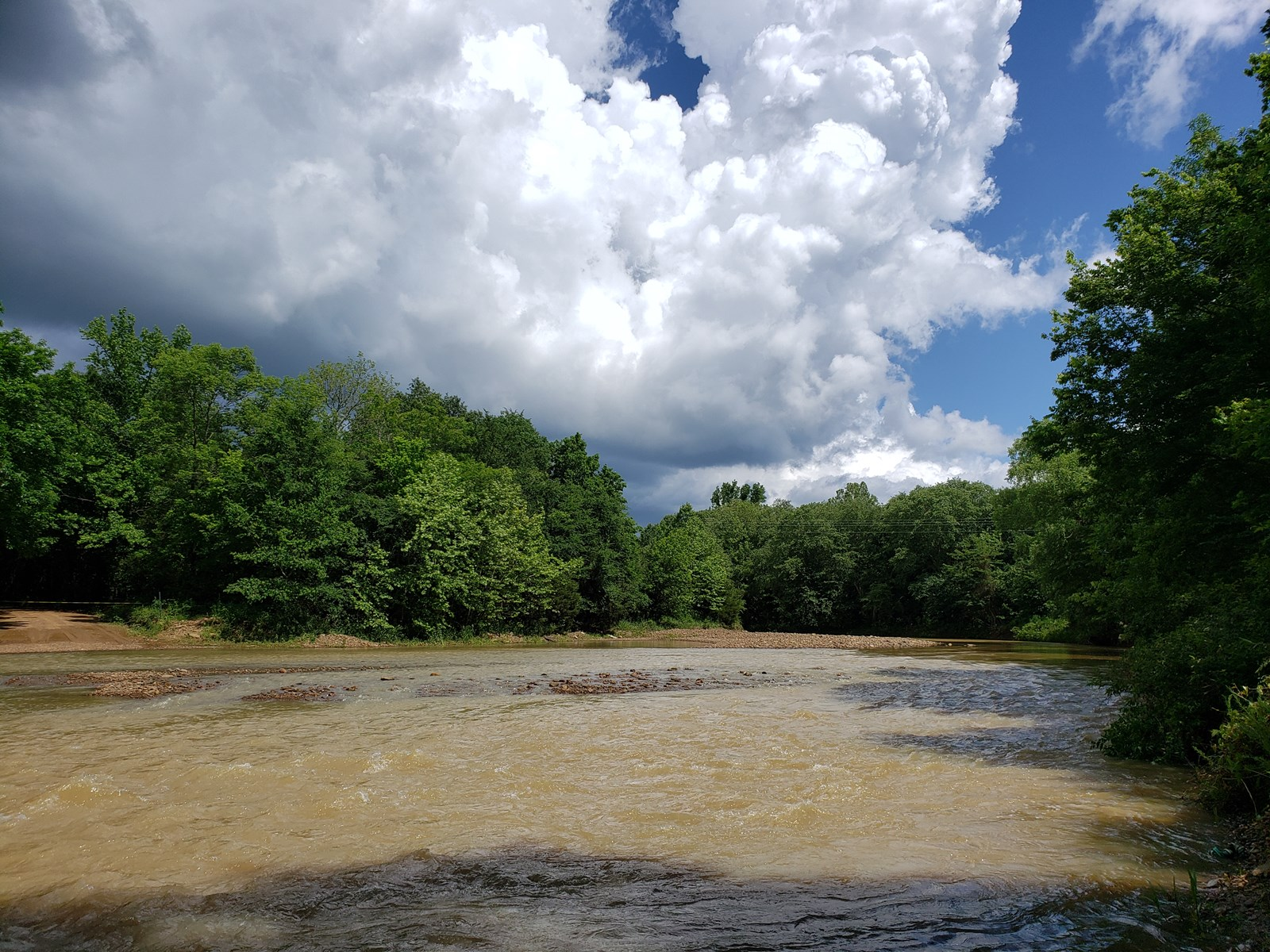 Sugarloaf Creek Recreational Land - For Sale