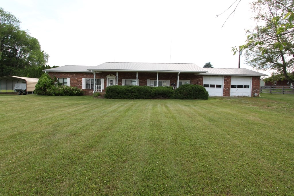 Ranch Style Home for Sale in Abingdon VA