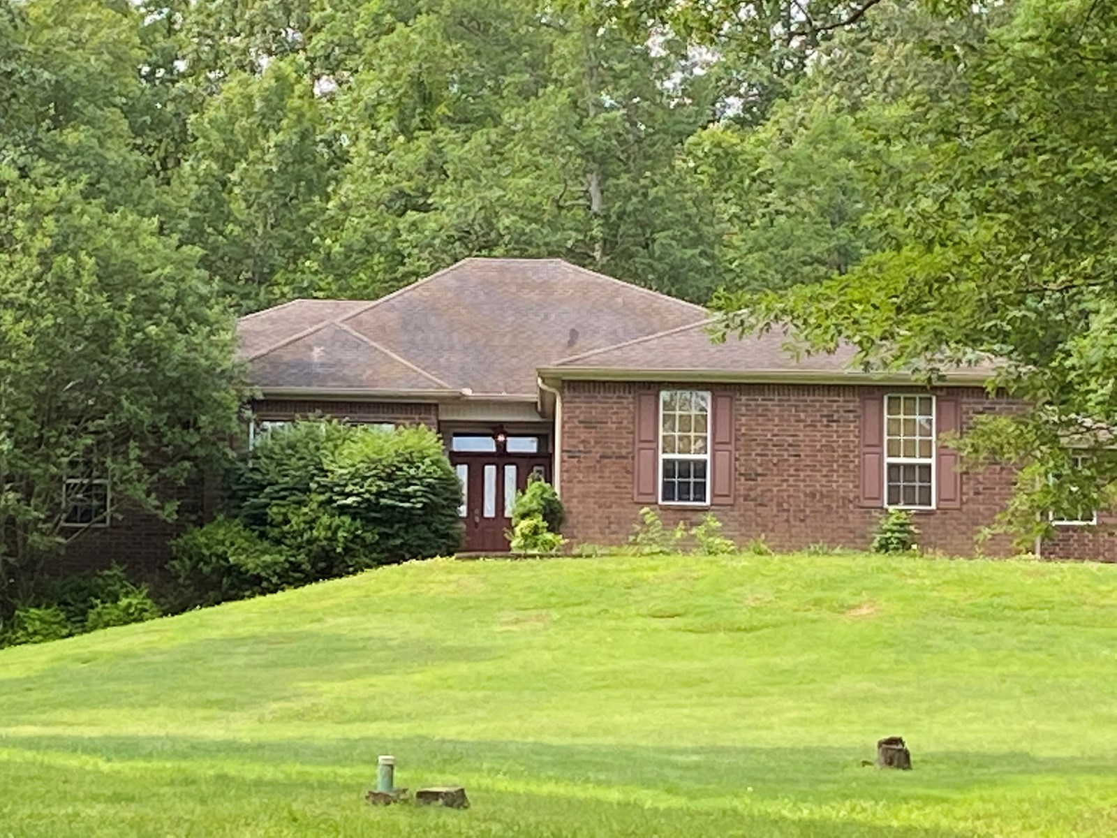 Beautiful Home on Golf Course Property in north Arkansas