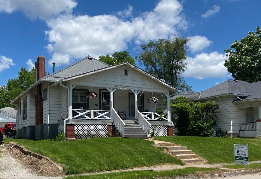 3 Bed 1 3/4 Bath Bungalow For Sale Chillicothe, MO