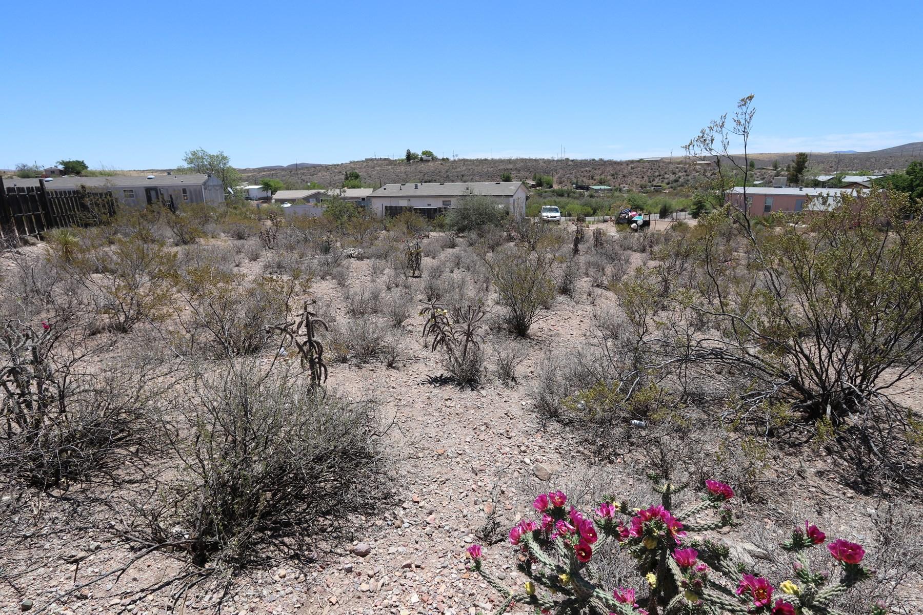 Scenic Lot #332 in historical Tombstone, Arizona.
