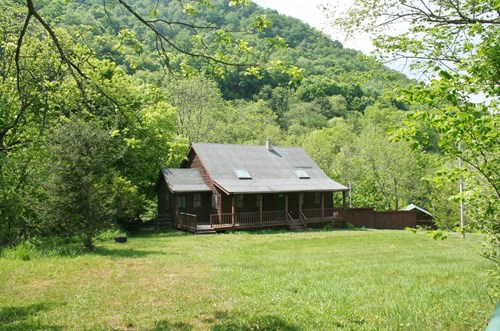 54 acres for sale in Blue Grass Valley of Highland County