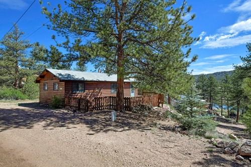 Colorado Cabin for sale in private fishing community