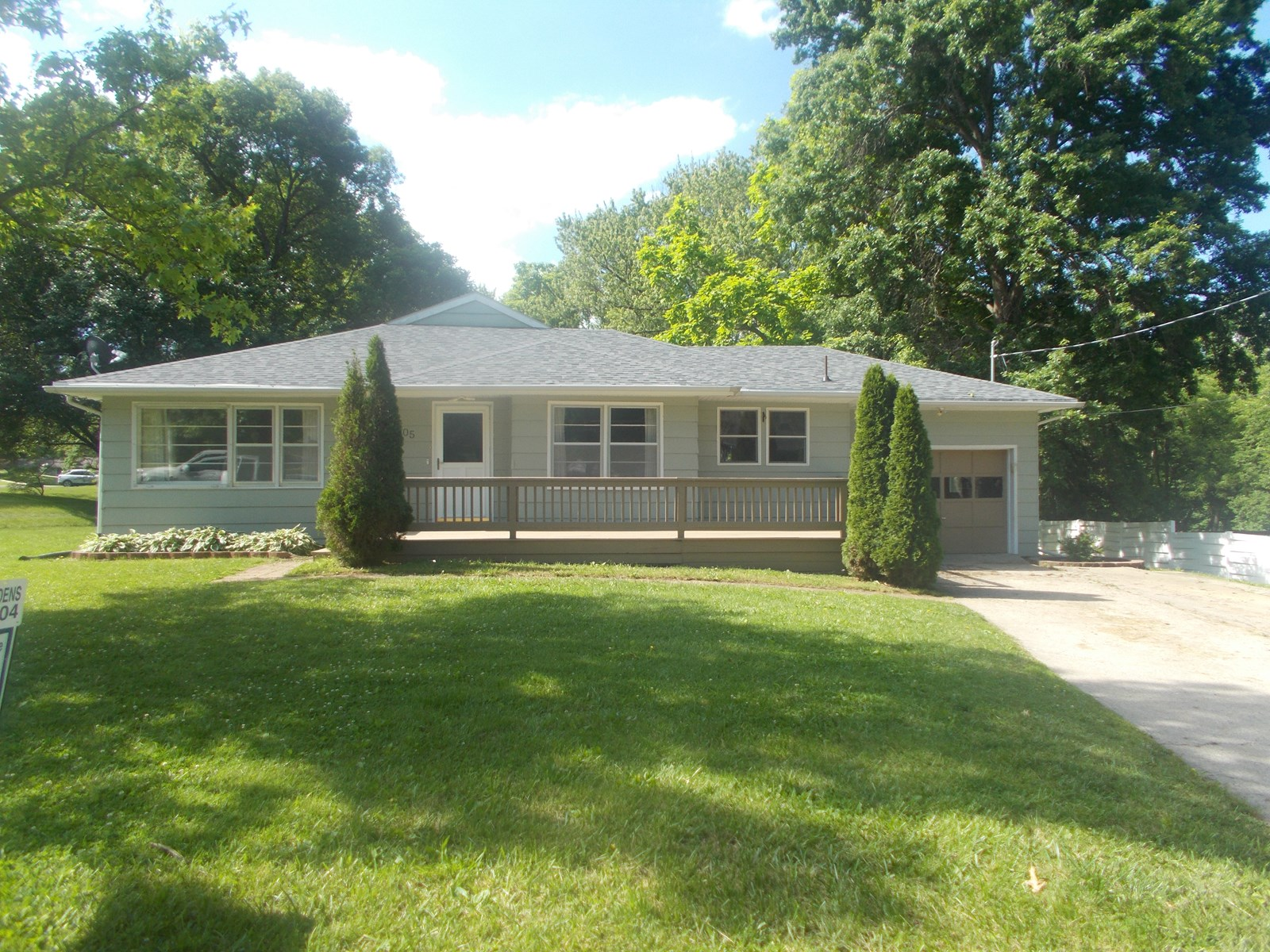 For Sale Large Ranch Home in Albany Missouri
