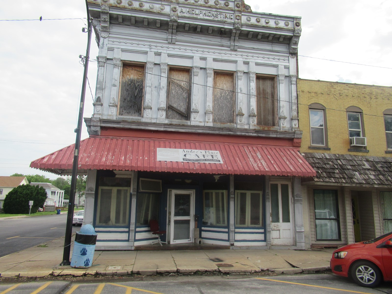 Commercial Building For Sale In Greenfield, Mo
