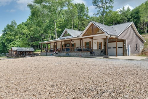 Equine Farm for Sale with Acreage in Lincoln Co., Tennessee