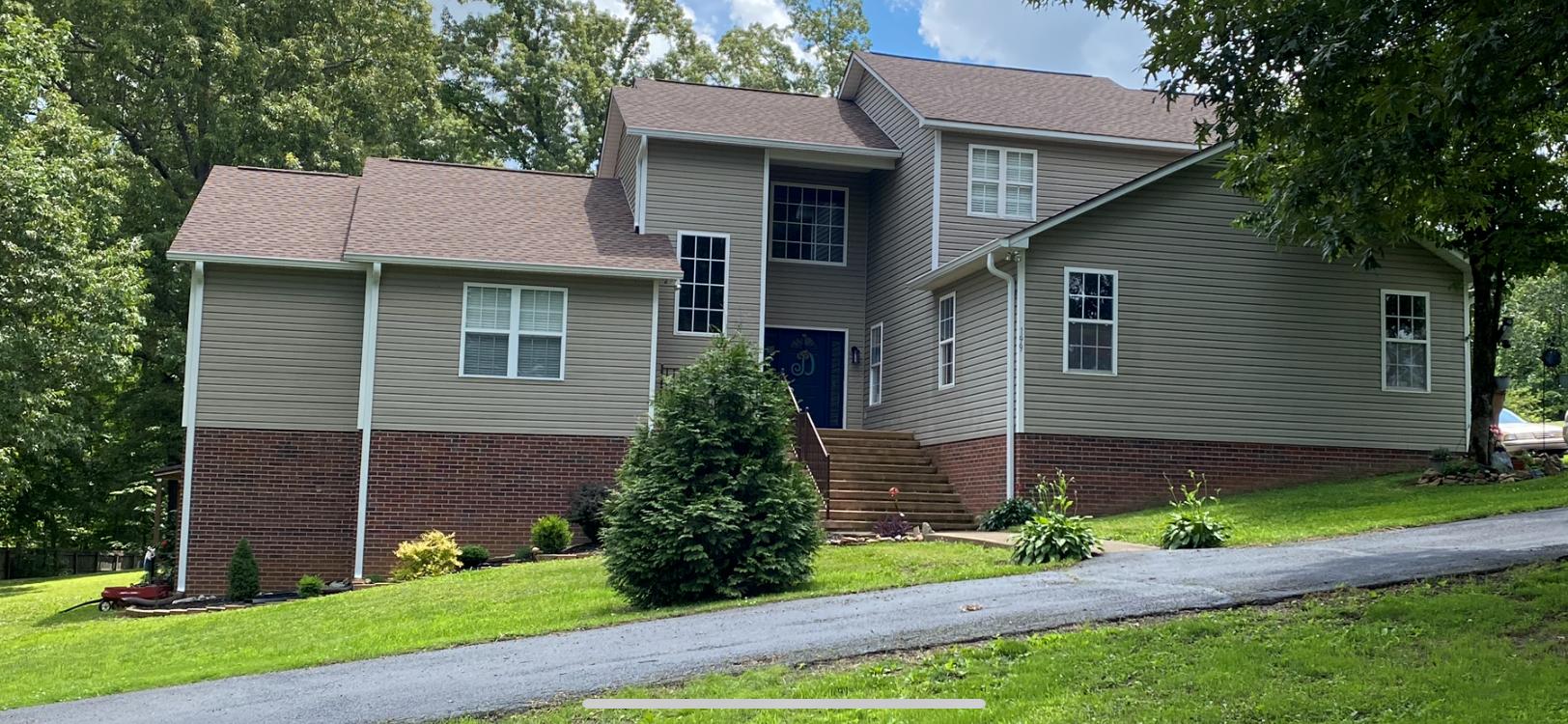 Lexington TN home for sale, Basement, 2 ac.lot, 3500 SF +/-
