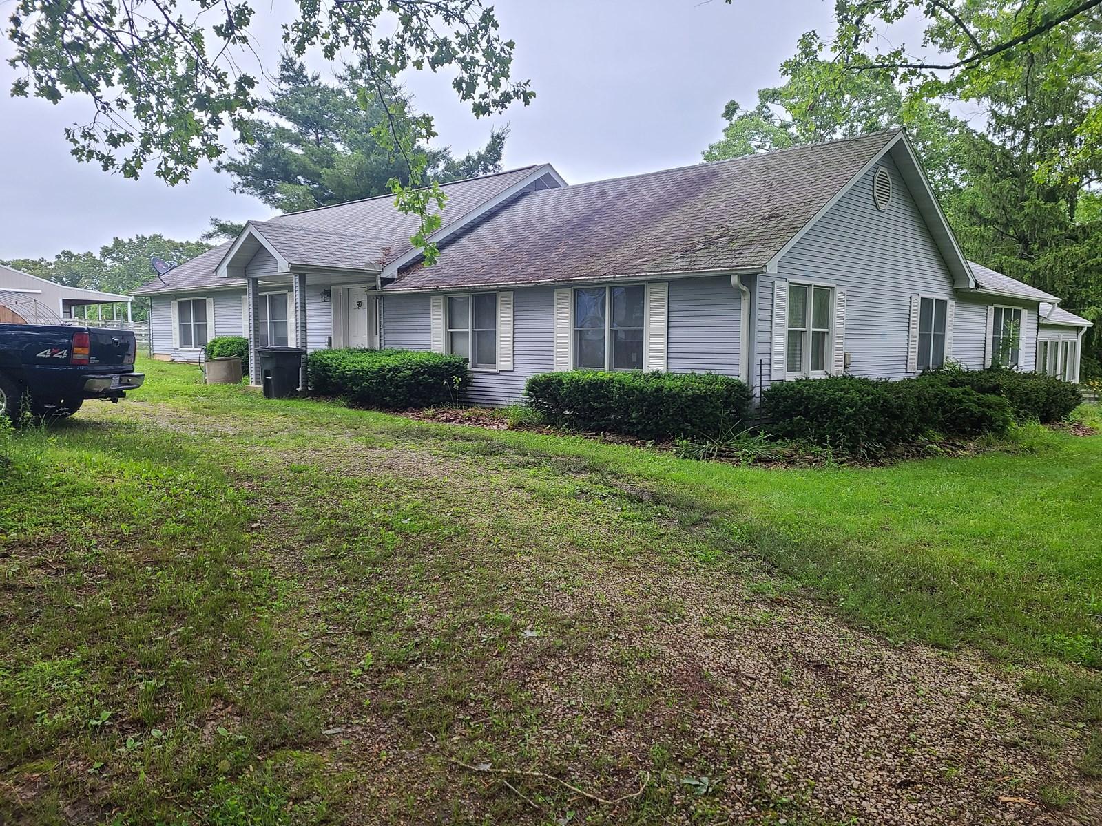 Farm for Sale in Ozark County, 39 acres, 3 Bedroom, Workshop