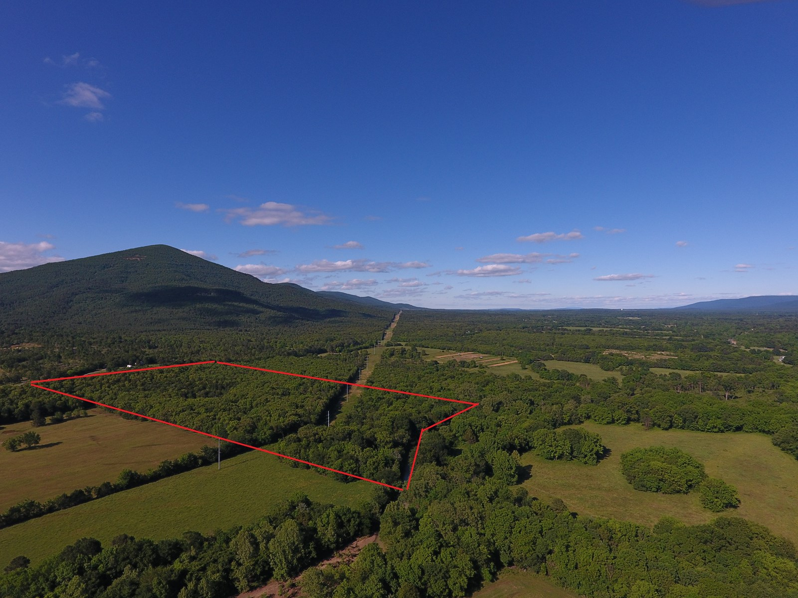 25 Acre Sugarloaf Mountain Wooded Home Site - For Sale