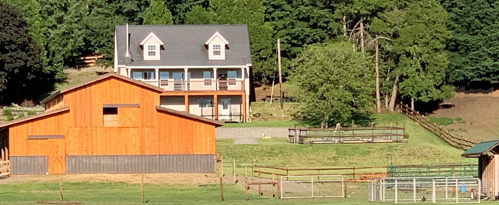 Pleasant Hill Farm - Creswell Oregon