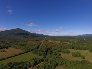 28 ACRE SUGARLOAF MOUNTAIN WOODED HOME SITE - FOR SALE