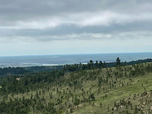 Fall River County, SD Black Hills Recreational Land For Sale