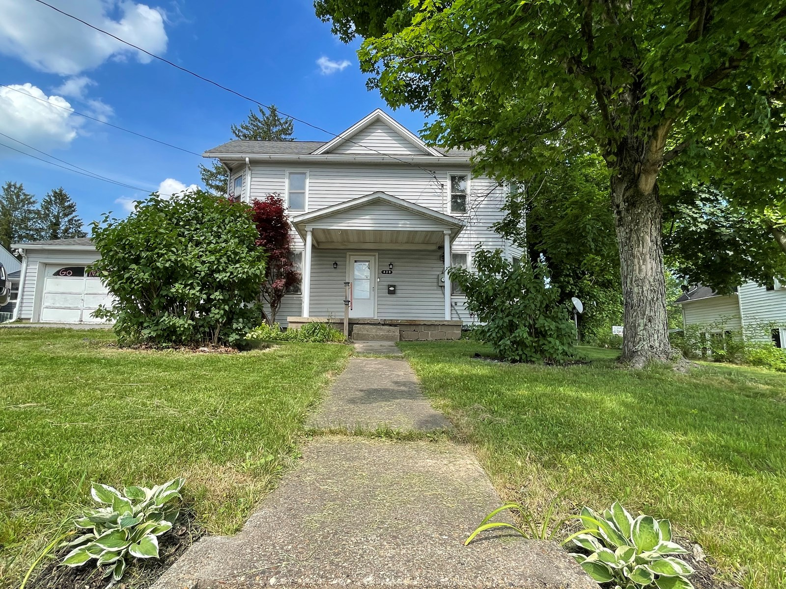 Woodsfield OH two story home for sale