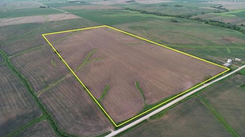 Mahaska County Iowa Tillable Tract