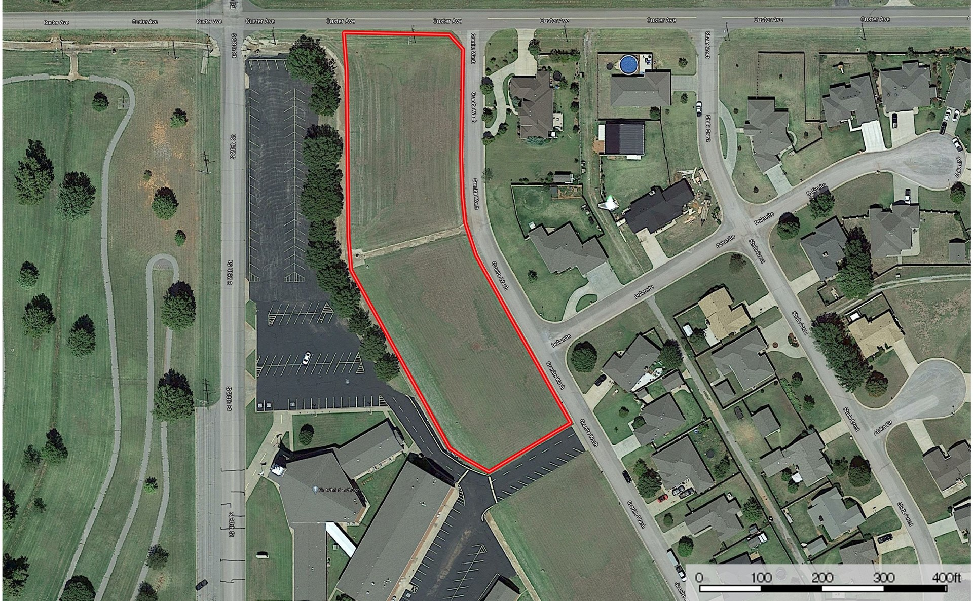 Residential Lot for Sale in Clinton, OK
