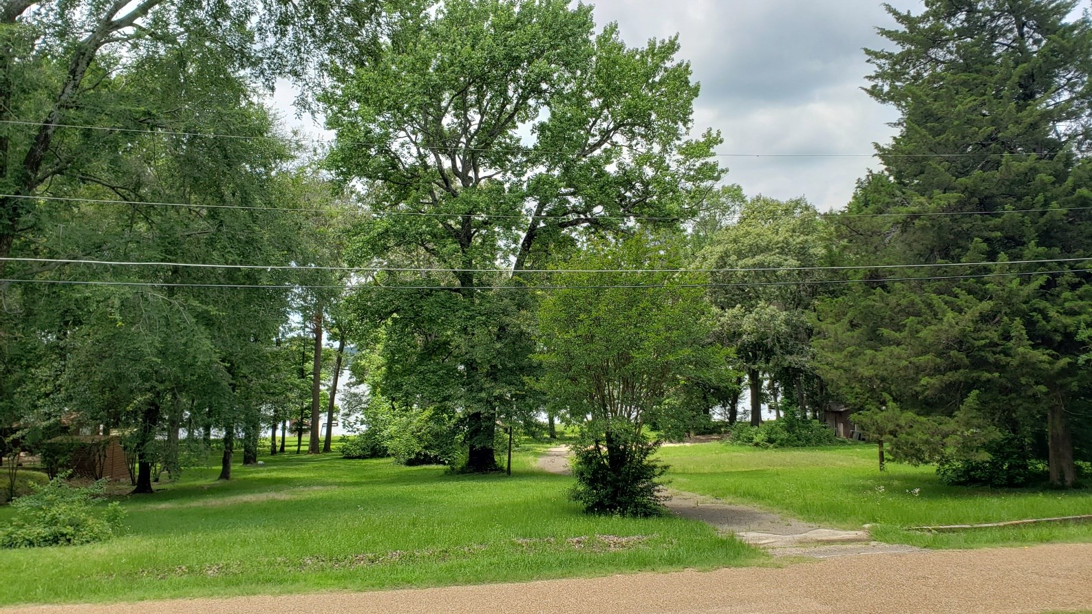 WATERFRONT LOT FOR SALE ON LAKE PALESTINE | CHANDLER TX