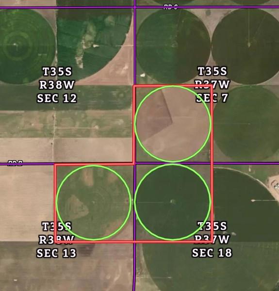 stutzman kansas irrigated farm sales