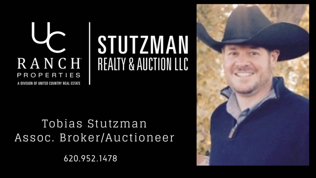stutzman realty farm ranch sales ks ok co