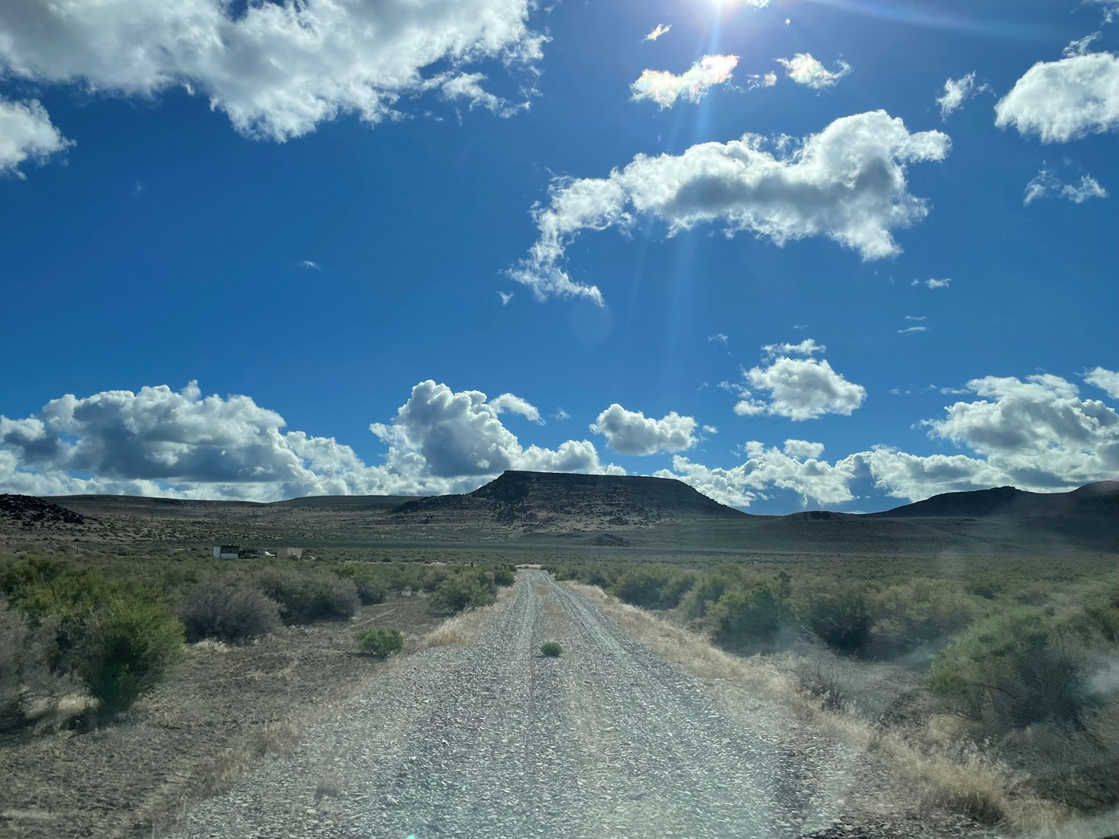 40 acres adjacent to BLM with Well and Septic
