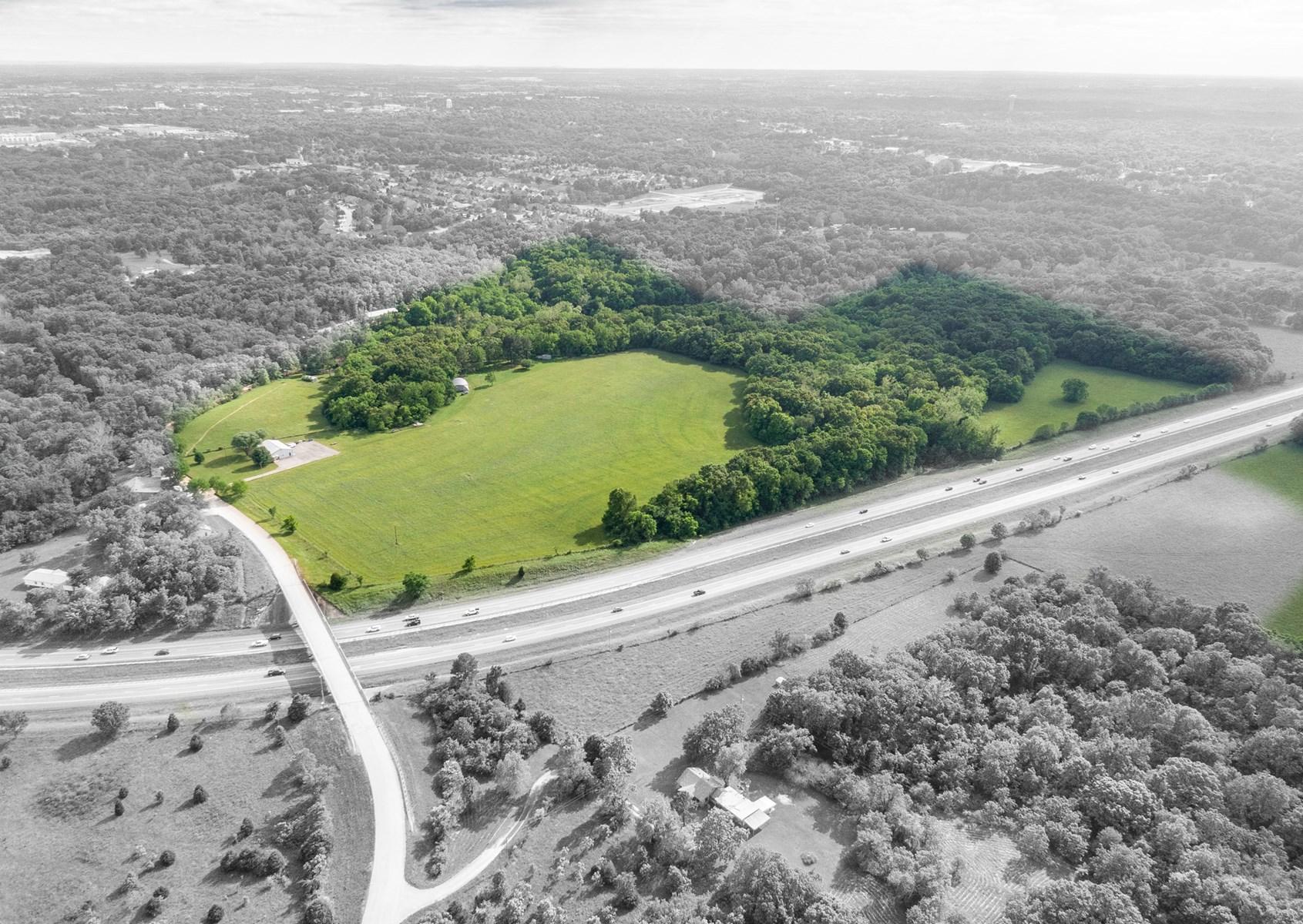 Bentonville Arkansas - Land for Sale