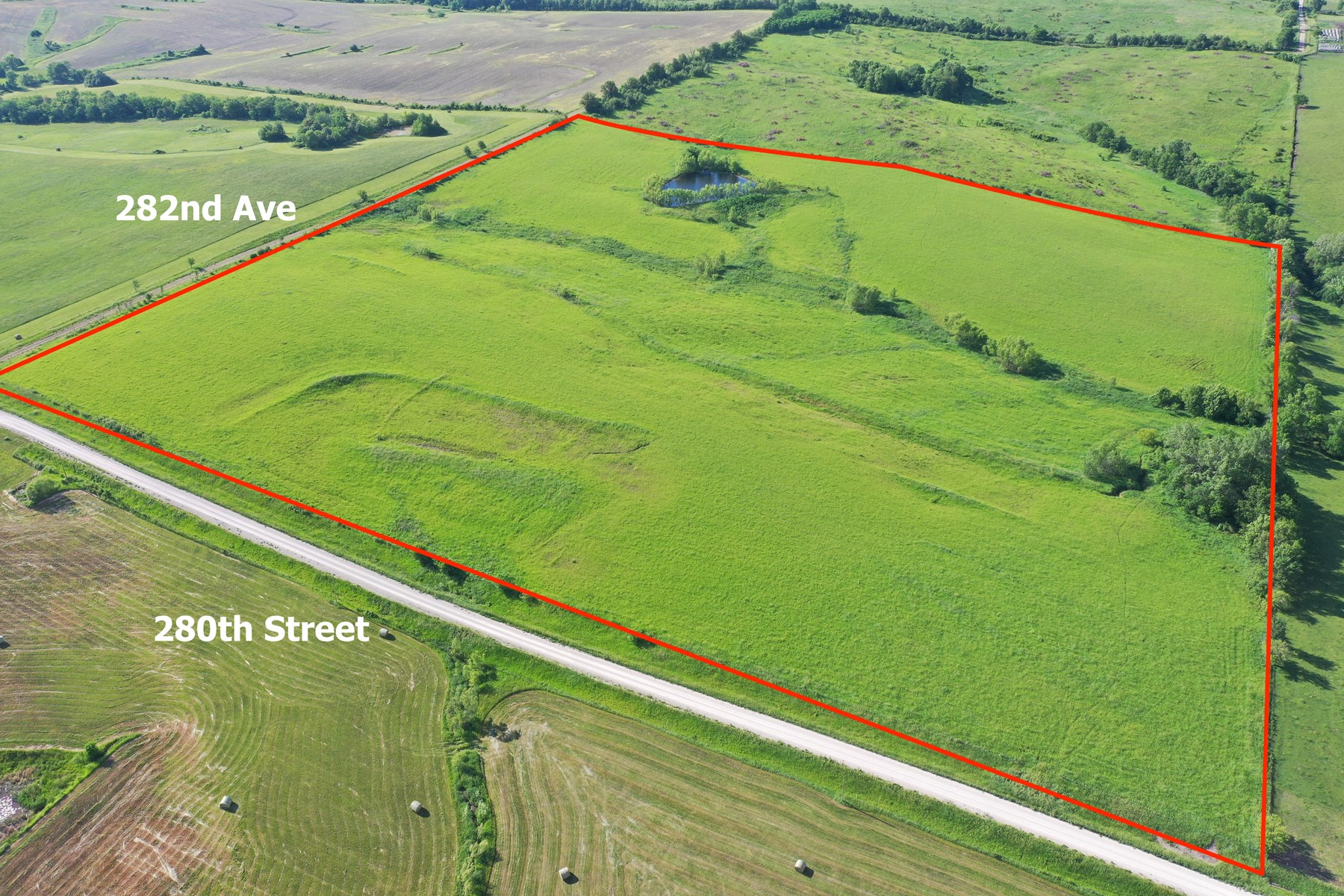 40-Acre Farm For Sale in Southern Iowa Ringgold County
