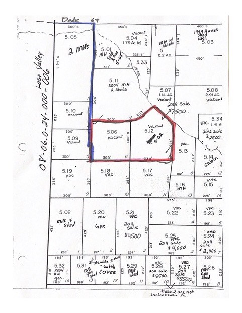 4.8 Acres M/L For Sale In Greenfield, Mo