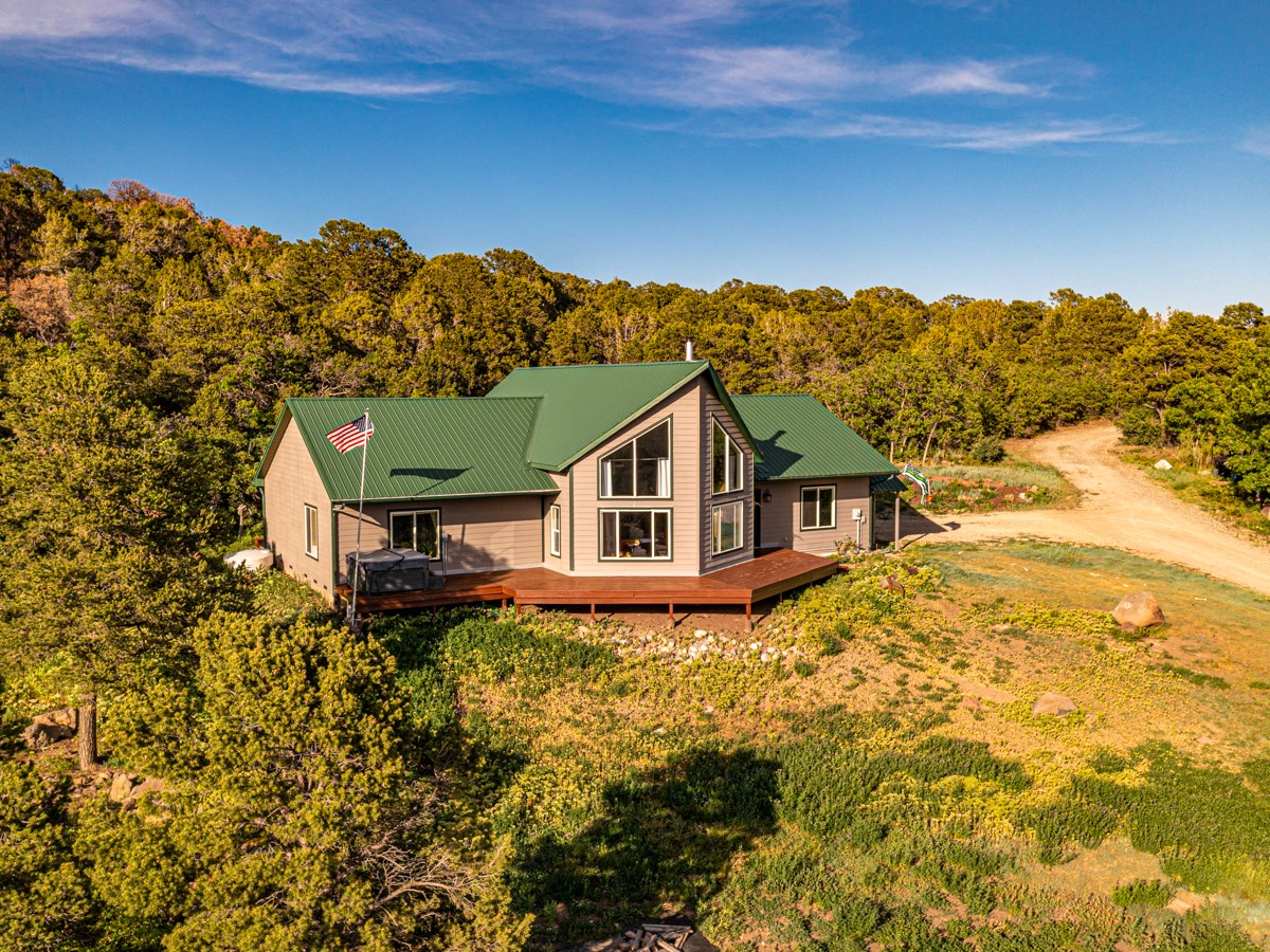 Cedaredge Mountain Home For Sale With Amazing Views