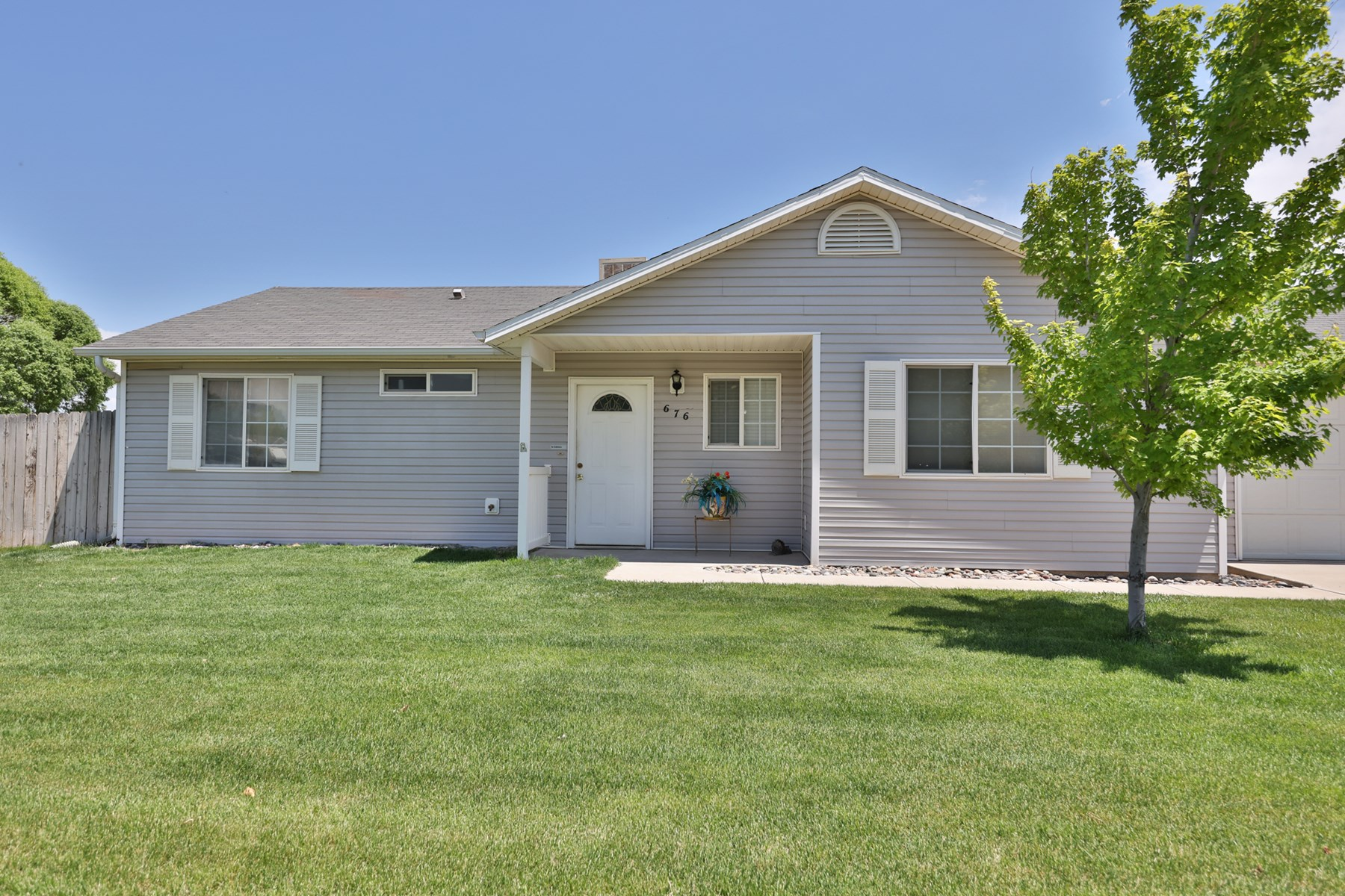 Home For Sale On Large Lot in Fruita, Colorado