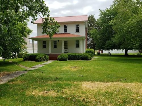 126.79Acre Farmland & Home For Sale in Seneca County, Ohio