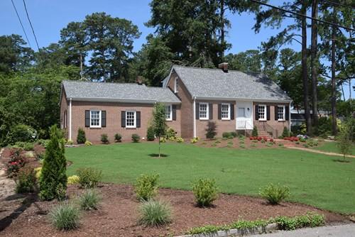 Brick Home In Suffolk, VA