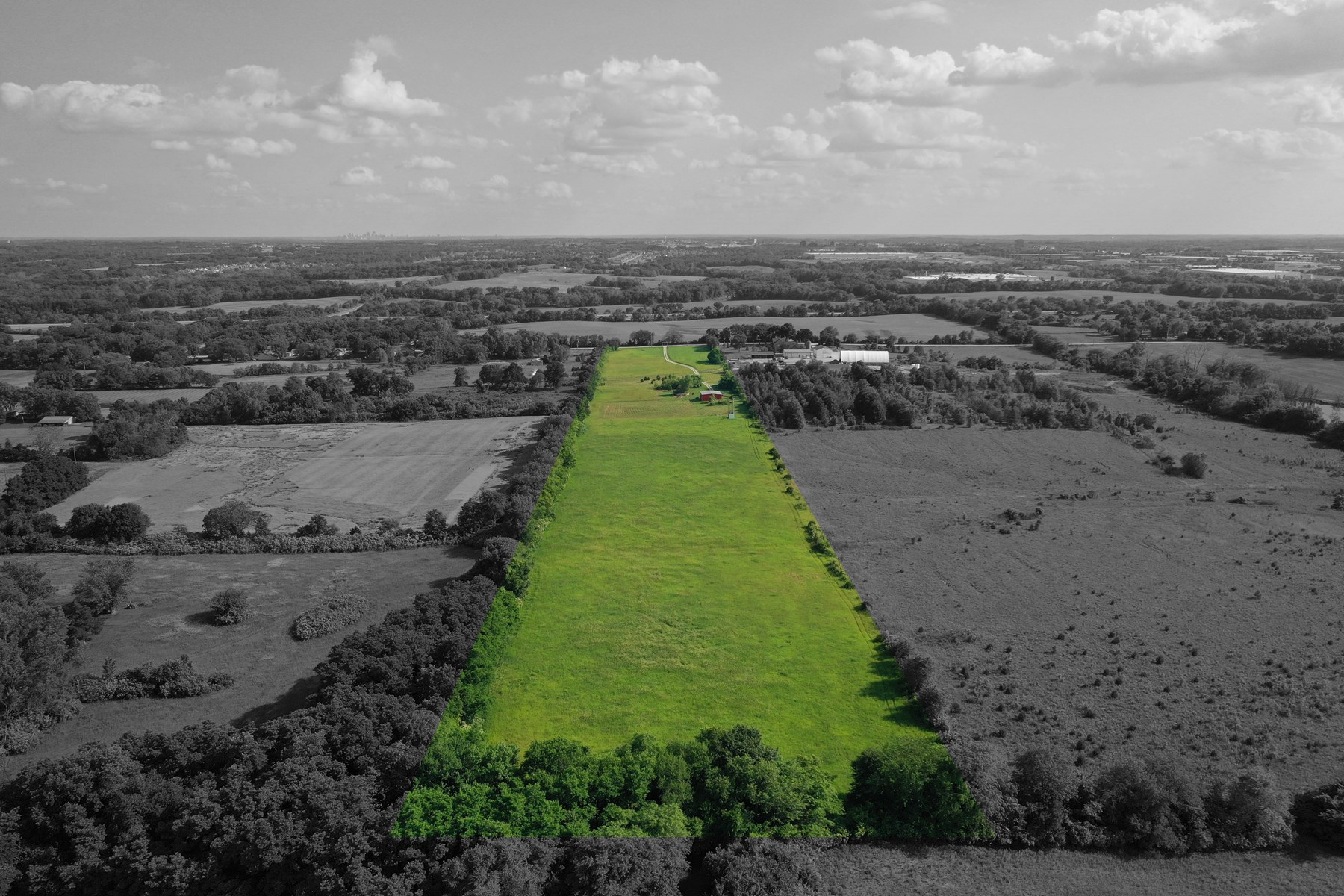 Acreage in KC MO For Sale