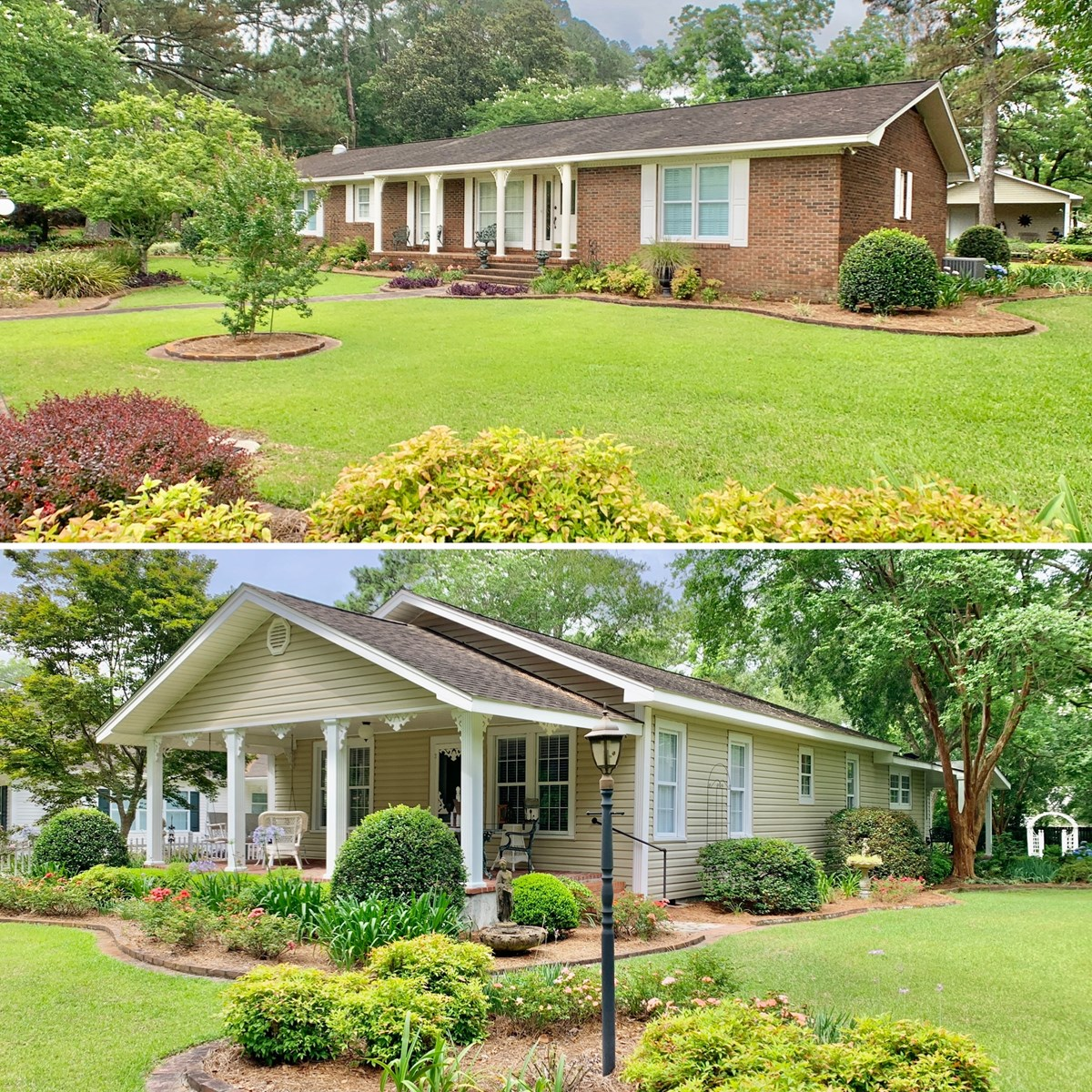 2 Homes for sale Samson Alabama - Mother in law suite