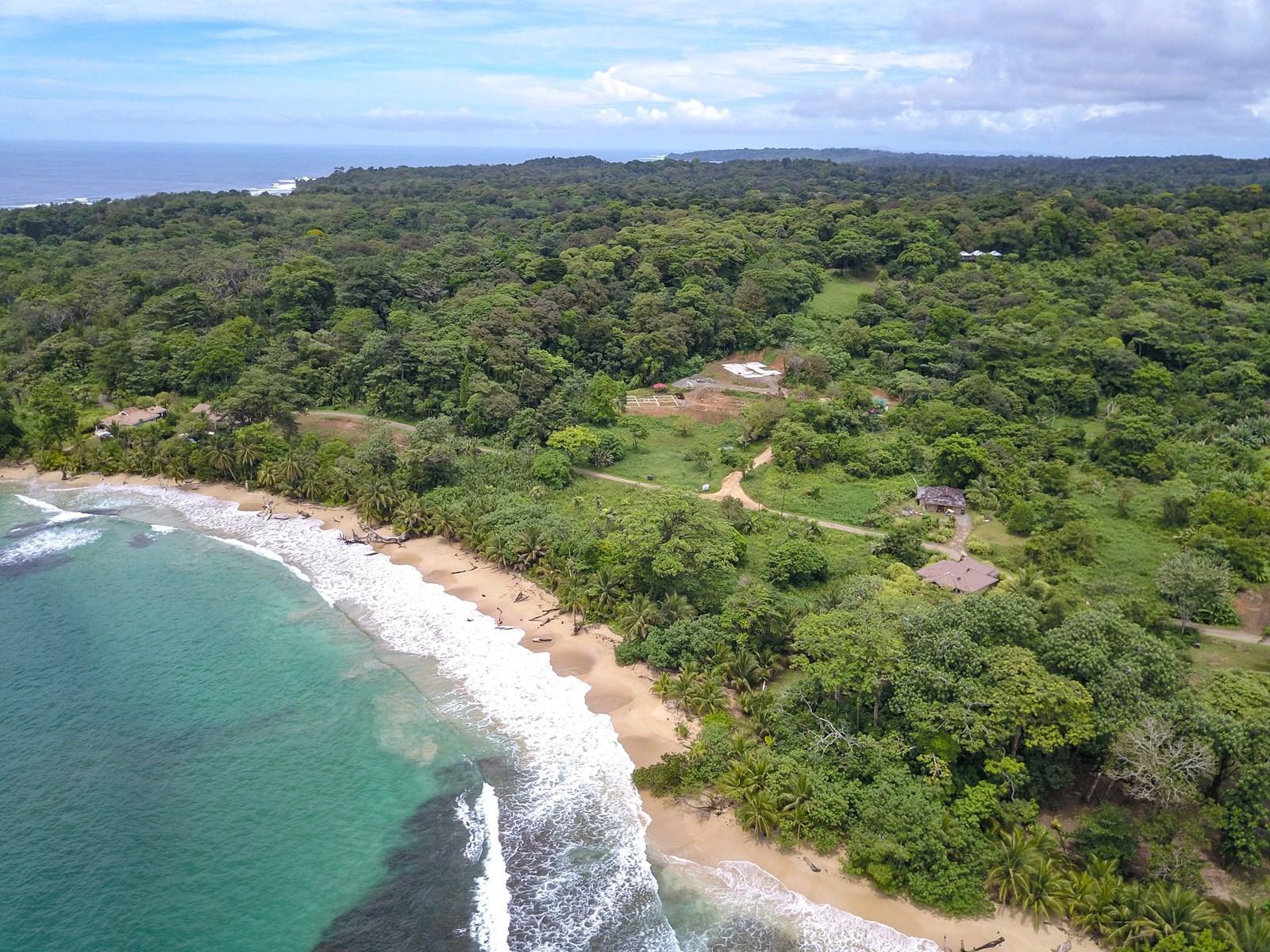 Beachfront lot #403, Red Frog Island Resort, Bocas del Toro