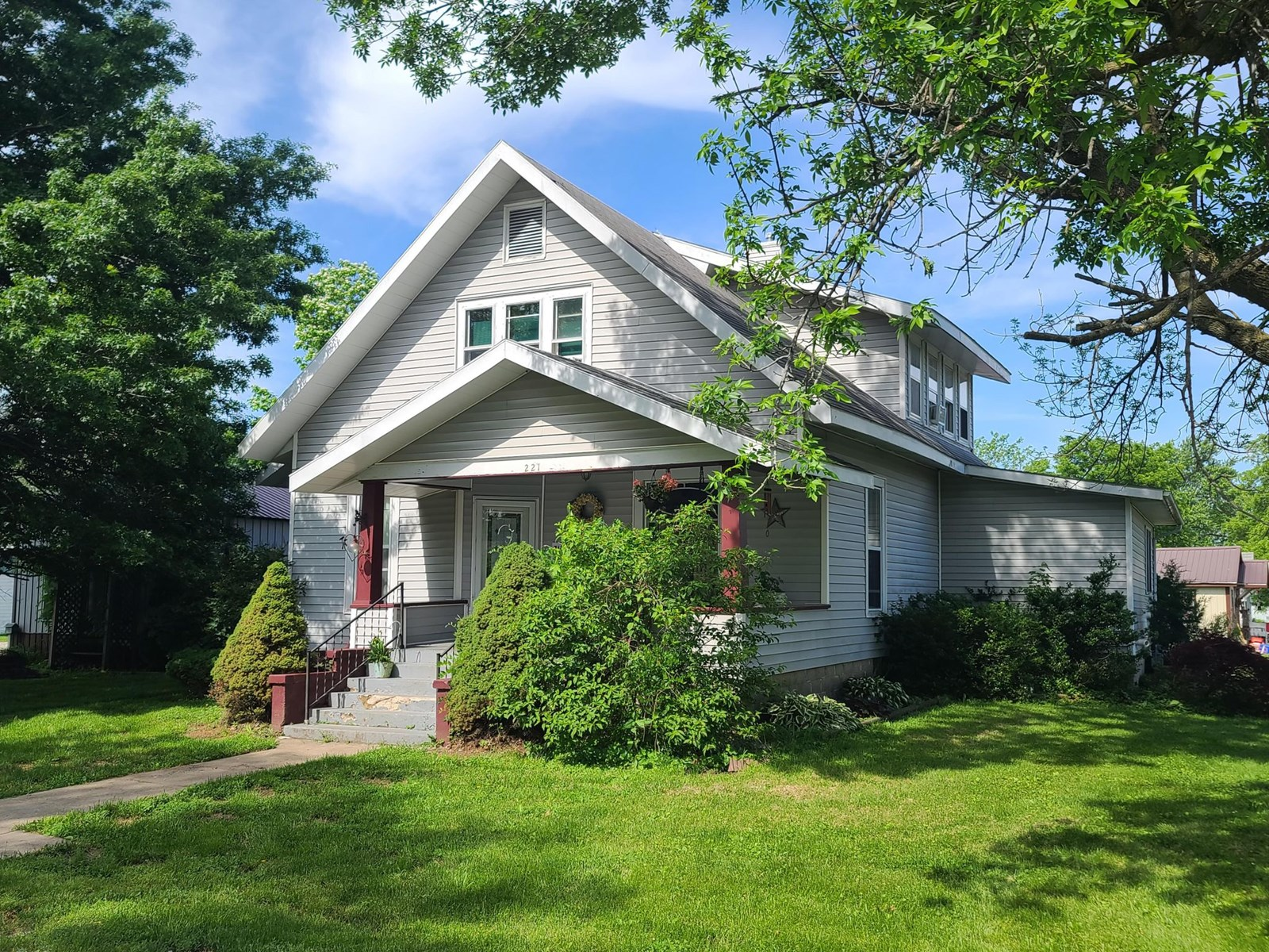 Home in Town For Sale