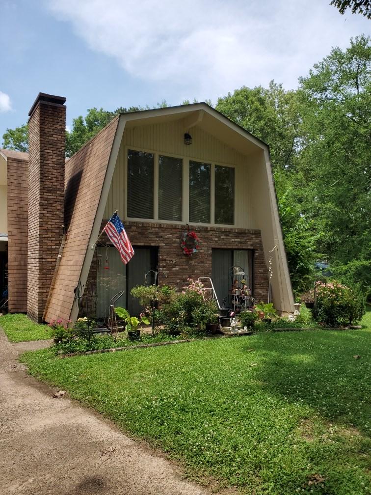 Cozy A-Frame Style Home in Cul-de-sac, Gurdon, Arkansas
