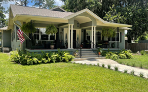 RESTORED 1927 HOME IN LAKE CITY, FL FOR SALE